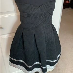 Absolutely adorable black and silver dress!